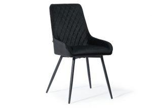 """Kėdės """"Amela"""" juodos"""