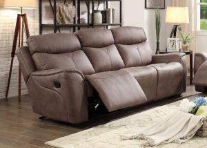 "Minkšta sofa ""Pius"" 3 su relax funkcija"