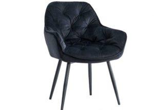 """Kėdės """"Cherry"""" juodos"""