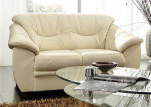 """Minkšta odinė sofa """"Savona"""" 2"""