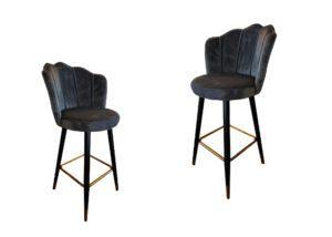 "Baro kėdės ""Shell"""