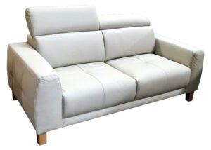 """Minkšta odinė sofa """"Tora"""""""