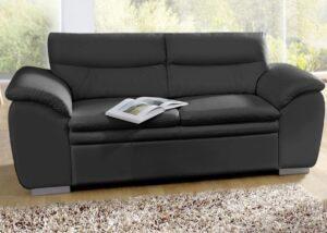 """Minkšta odinė sofa """"Leandra"""" 2"""